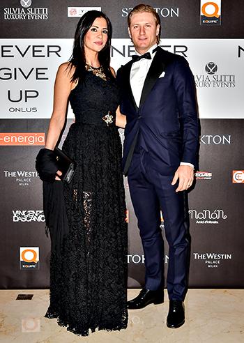 Ignazio Abate e Valentina Del Vecchio