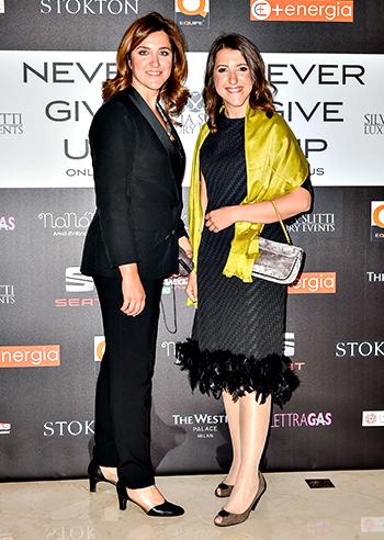 Simona e Stefania Sinesi