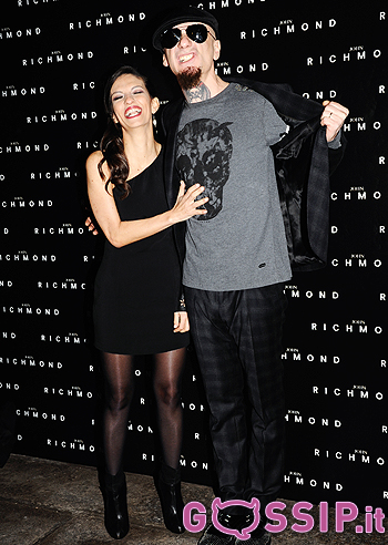 Alessandra Moschillo e J-Ax