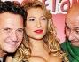 Enzo Salvi, Valentina Riccio e Maurizio Battista