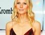 Gwyneth Paltrow in abito rosso ricamato con paillettes  ai Goldene Kamera