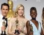 Lupita Nyong'o, Matthew McConaughey, Jared Leto, Cate Blanchett