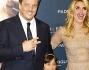 Gabriele Muccino con la moglie Angelica Russo e la figlia Penelope ha presentato il suo ultimo film 'Padri e Figlie'