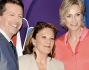 Linda Lavin, Jane Lynch e Sean Hayes