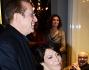 Paolo Berlusconi con la figlia Luna