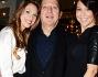 Paolo Berlusconi con le figlie Nicole e Luna