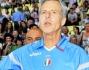 Claudio Baglioni alla \'Partita del Cuore\'