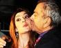 Foto al bacio per Luca Giurato ed Elisa Isoardi