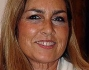 Romina Power al party natalizio di Biagiotti