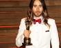 Jared Leto al celebre party organizzato dal magazine Vanity Fair post Oscar