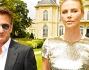 Sean Penn e Charlize Theron alla sfilata Christian Dior della collezione 2014/2015 Haute Couture Autunno-Inverno
