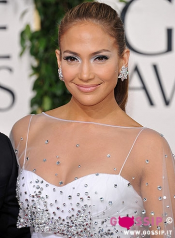 Jennifer Lopez  Carpet on Jennifer Lopez Sul Red Carpet Dei Golden Globe 2011 0c7d Jpg