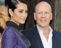 Emma Heming e Bruce Willis alla premiere di 'After Earth'