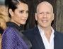 Emma Heming e Bruce Willis alla premiere di 'After Earth'