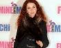 Paola Saluzzi all\'Auditorium di Roma per la premiere di \'Femmine contro Maschi\'