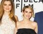 James Franco ed Emma Roberts con Zoe Levin e Gia Coppola
