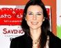 Tania Zamparo alla prima di 'Beato chi ti Puglia'