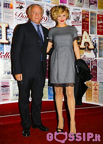 Geppy Gleijeses e Marianella Bargilli