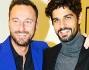 Bruno Cabrerizo e Francesco Facchinetti al Boscolo Hotel