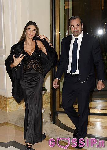 Cecilia Capriotti E L 39 Imprenditore Gianluca Mobilia Foto