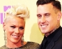 Pink e il marito Carey Hart ai VMA