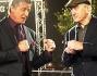 Robert De Niro e Sylvester Stallone alla premiere italiana de 'Il Grande Match'