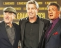 Robert De Niro e Sylvester Stallone con il regista Peter Segal
