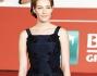 Cristiana Capotondi sul carpet della nona edizione del Festival Internazionale del Film di Roma
