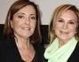 Rosanna Lambertucci e Barbara Palombelli