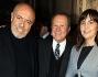 Sergio Valente, Renata Polverini ed Elio Fiorucci
