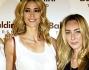 Elena Santarelli con Cristel Carrisi e Claudia Andreatti