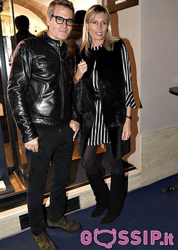 Jimmy Ghione e Tania Paganoni