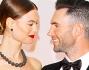 Behati Prinsloo e Adam Levine innamoratissimi agli Oscar 2015
