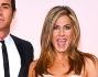 Jennifer Aniston e Justin Theroux alla 87esima edizione degli Academny Awards