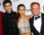 Selena Gomez e Nat wolff con Tim Garrick, Gil McKinney e Lachlan Buchanan