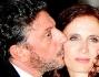 Sergio Castellitto e Margaret Mazzantini sul red carpet