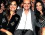 Alfonso Signorini con Alessandra Moschillo, Alena Seredova e J-Ax