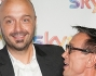 Bruno Barbieri e Joe Bastianich