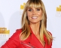 Heidi Klum ha celebrato il cinquantesimo anniversario di Sports Illustrated Swimsuit