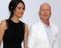 Emma Heming e Bruce Willis alla premiere di 'Red 2'