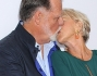 Helen Mirren e Taylor Hackford innamorati sul red carpet al Westwood Village Theatre