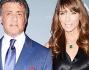 Jennifer Flavin e Sylvester Stallone