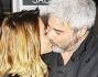 Pino Insegno e Alessia Navarro all'anteprima di 'Outing - fidanzati per sbaglio'