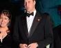 Il Principe William in occasione del Winter Whites, il gala d'inverno organizzato al Kensington Palace