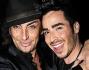 Alfonso Stani con il vincitore di 'Amici 6' Federico Angelucci