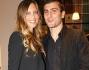 Kartika Luyet con Nicola Ventola