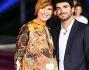 Anna Foglietta ha calcato il tappeto rossa insieme al marito Paolo Sopranzetti