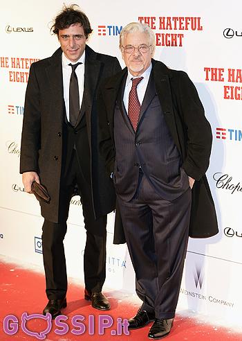 Adriano e Giancarlo Giannini
