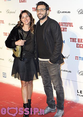 Edoardo Leo e Laura Marafioti