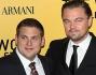 Jonah Hill e Leonardo Di Caprio